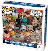 Puzzle Star Wars Funko Pop!