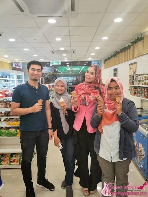 Maru Soft Serve Buy 4 Free 1 Promo di myNEWS