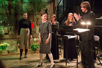 Helena Tulve, Kaspars Putnins and Estonian Philharmonic Chamber Choir