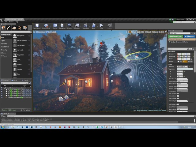 Unreal 4 Lighting Academy with 51Daedalus - Part 2 | Andrew