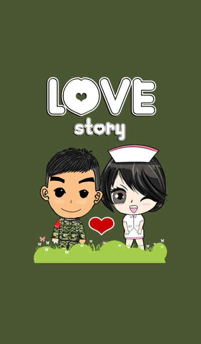 Love Story Soldier.