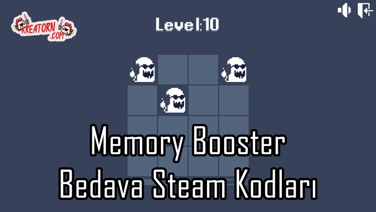 Memory-Booster-Bedava-Steam-Kodlari