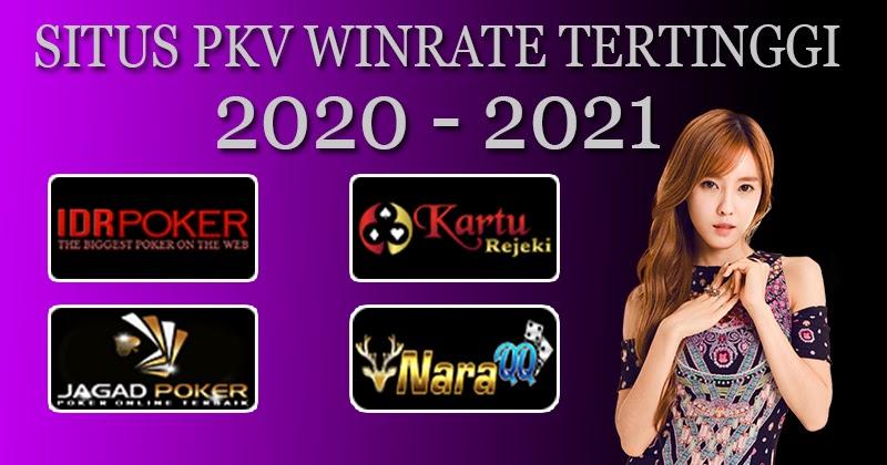 Daftar Poker 2021
