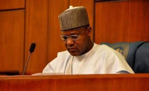 Speaker Dogara Warns: We're Now In Dictatorship, They're Setting Nigeria On Fire