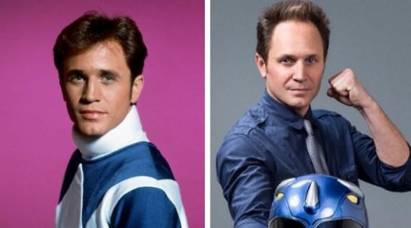 Setelah 23 Tahun Wajah Dulu & Kini Pelakon Power Rangers