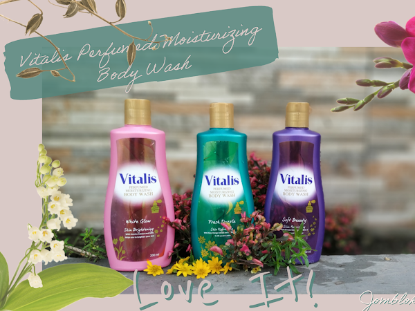 Bangkitkan Mood dengan Mandi Parfum ala Vitalis Perfumed Moisturizing Body Wash