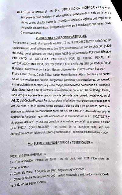 Sebastian Bueno va por la Via Legal