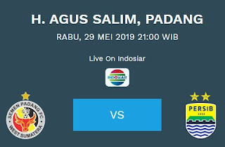 Prediksi Semen Padang vs Persib Bandung - Liga 1 Rabu 29 Mei 2019