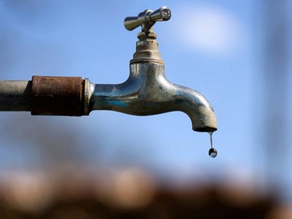 Falta de energia afeta abastecimento de água em toda a cidade