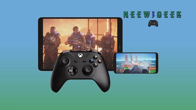مايكروسوفت تسمح للاعبين بتجربه الالعاب في المنصه السحابية  XCloud Game Streaming