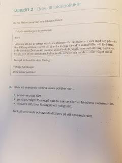 دورات كورش sfi D بالترتيب للسنوات السابقة مع الصور - اللغة السويدية
