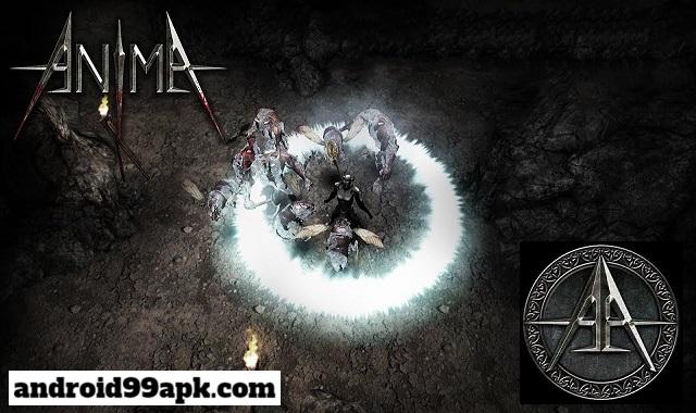 لعبة AnimA ARPG v2.0.4 مهكرة كاملة بحجم 560 ميجابايت للأندرويد