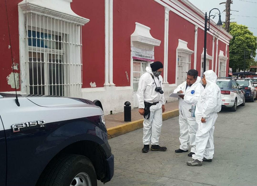 Vinculan a proceso a 17 policías de Chalchicomula por usurpación de funciones.