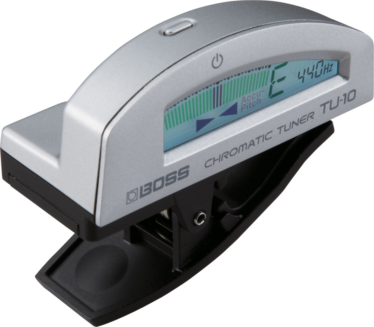 Tu: Rex And The Bass: Boss TU-10 Clip On Chromatic Tuner Review