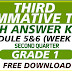 QUIZ 3- Summative Test GRADE 1 Q2