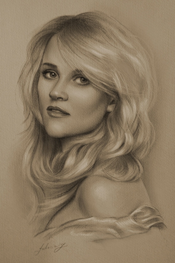 04-Reese-Witherspoon-krzysztof20d-Portrait-Drawings-with-a-few-Celebrities-www-designstack-co