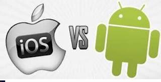iOS またはアンドロイド: ディベートがオンです