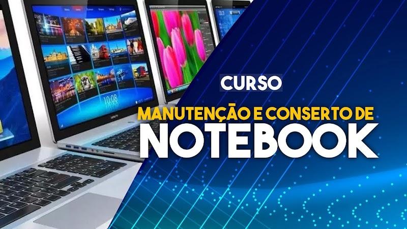 Curso Manutenção Notebook Download Grátis
