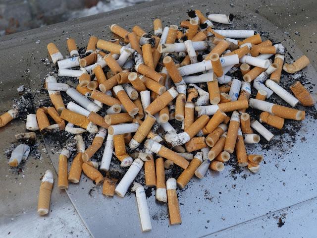 Reclyclage des mégots de cigarettes
