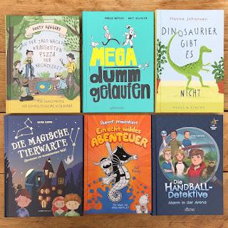 Neue Kinderbuchempfehlungen ab 8 Jahren
