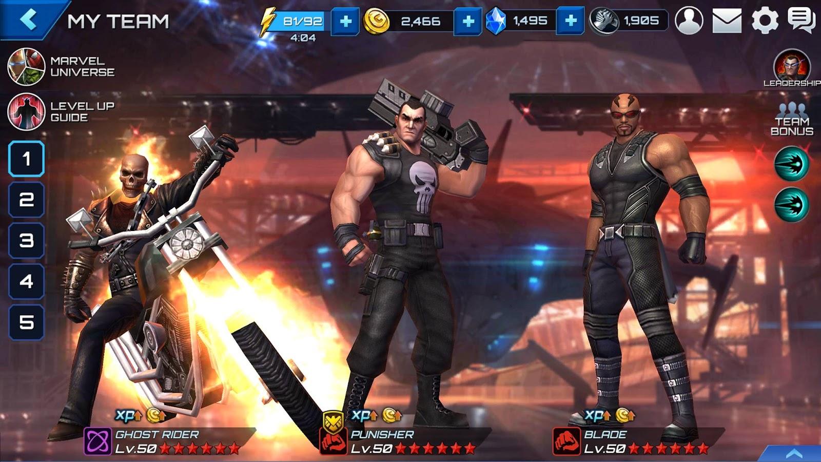 Download Marvel Future Fight