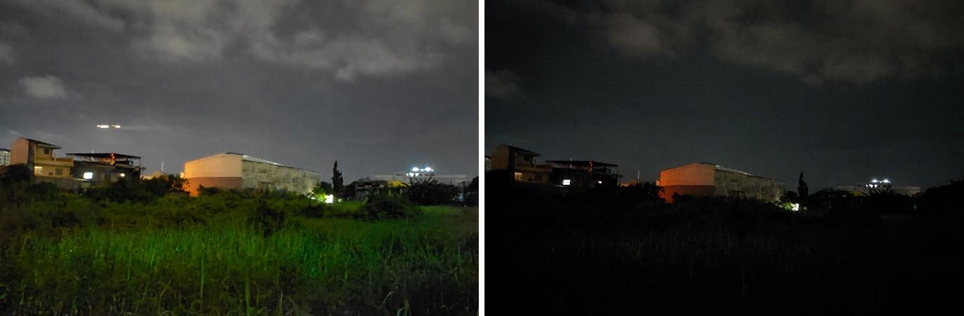 Perbandingan Kamera Samsung Galaxy M51 dengan Realme 7 Pro Malam Hari