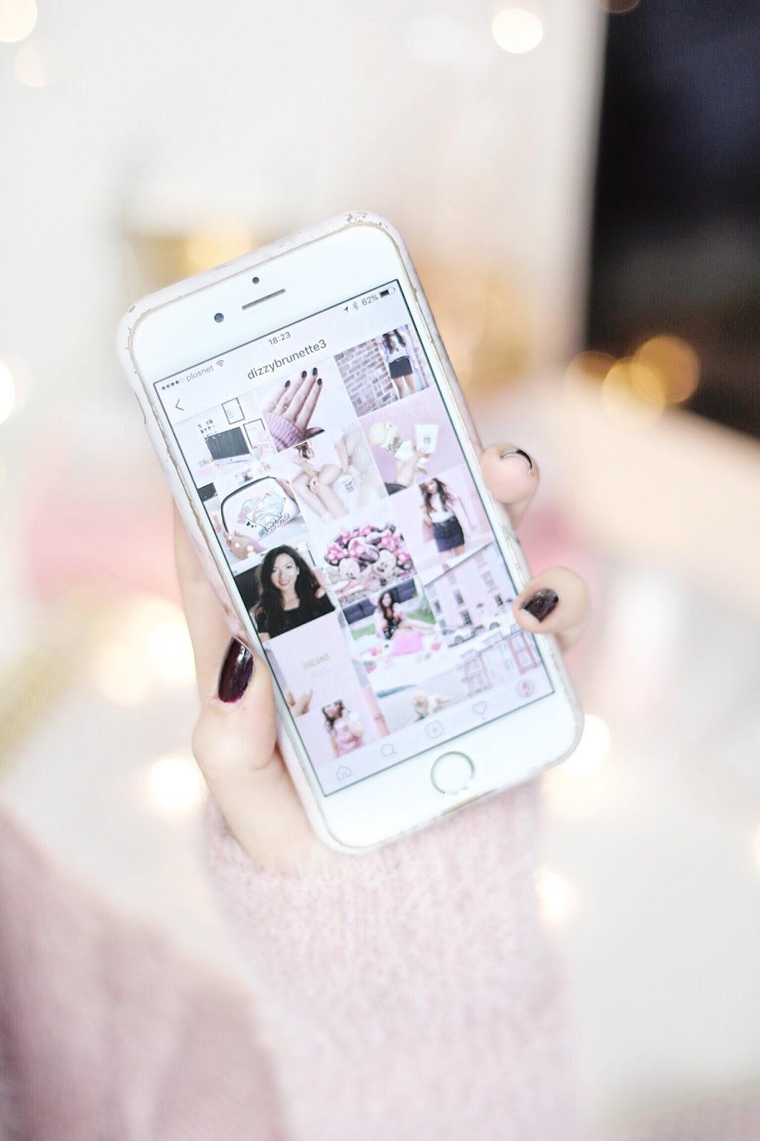 5 Ways To Help Grow Your Instagram, Instagram, social media, photography, how to get more instagram followers, blogging, dizzybrunette3 instagram