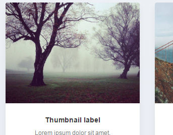 Freebie : Bootstrap 3 Gallery Thumbnails With Title And