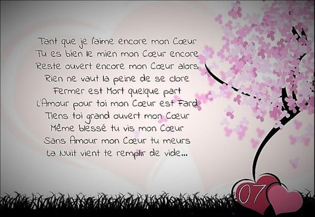 Image lettre d'amour