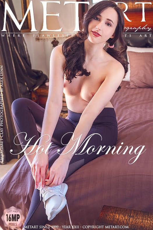 0542099966 [Met-Art] Margaret Clay - Hot Morning met-art 05260