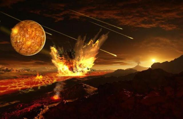 Dukhan, Bencana Dahsyat Yang Akan Menyerang Bumi Pertanda Kiamat
