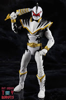 Power Rangers Lightning Collection Dino Thunder White Ranger 32