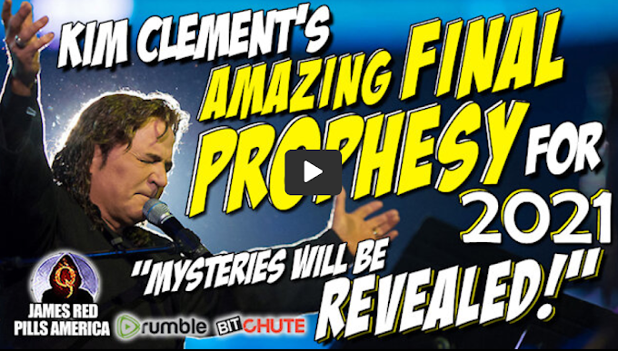 Kim Clement's AMAZING Final Prophesy for 2021: SHOCKING EXPOSURE Coming to Democrats & Republicans -Mysteries will be revealed