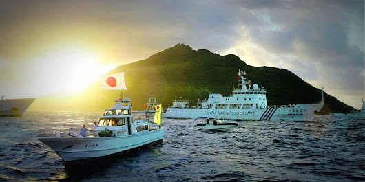 OPINION | Can an Olive Branch heal the Sino-Japanese Rift in the East China Sea?