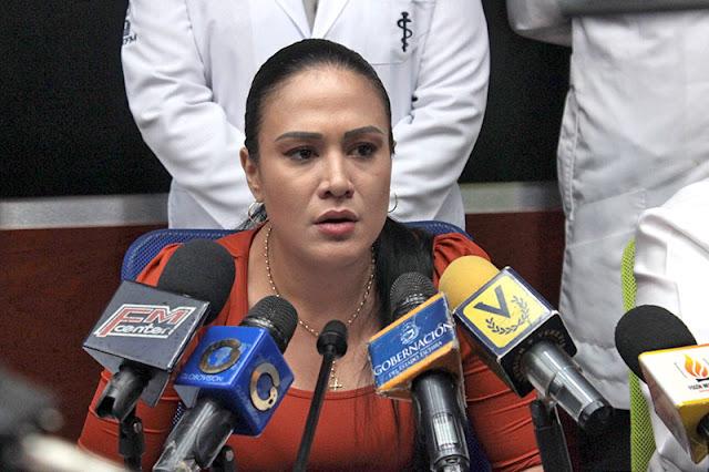 """TÁCHIRA: Laidy Gómez: """"La política venezolana debe ser transparente y con sentido democrático"""""""