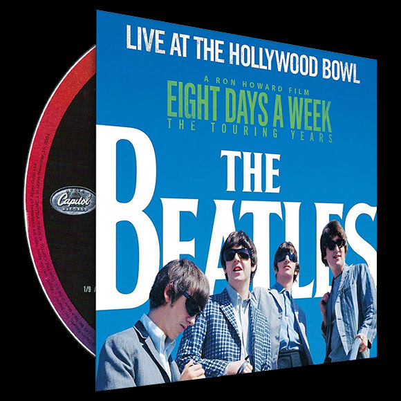 "L&#39;album des Beatles <i>Live at the Hollywood Bowl</i> utilise le «<span class=""fine"">&nbsp;</span>démixage<span class=""fine"">&nbsp;</span>»"