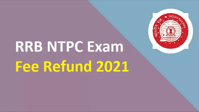 RRB NTPC 2021