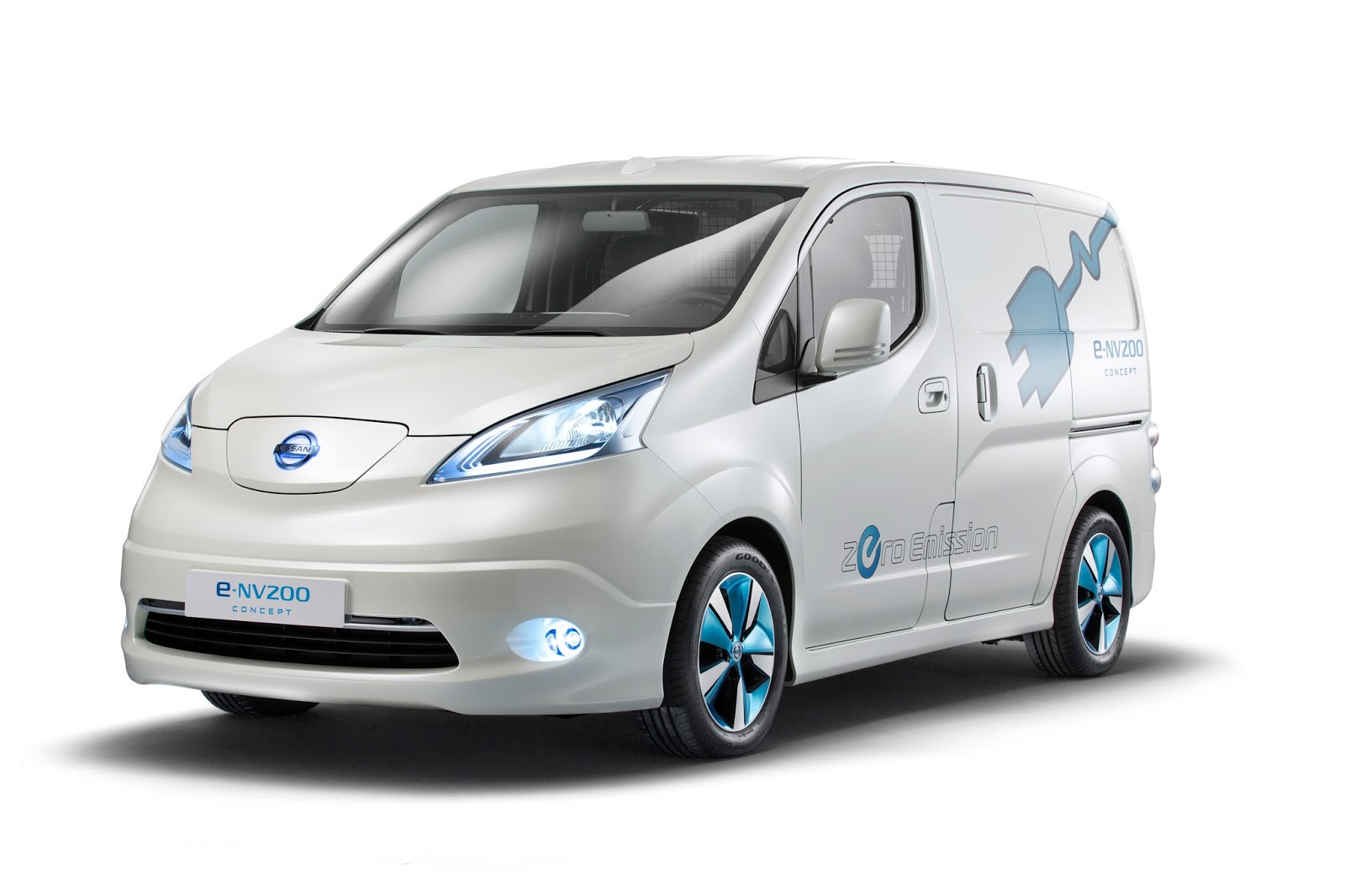 Nissan E Nv200 Electric Van In Final Development Phase