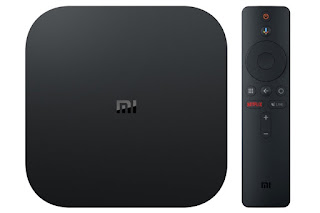 Xiaomi Mi Box S Android TV Box