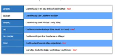 tampilan sitemap blogger 2