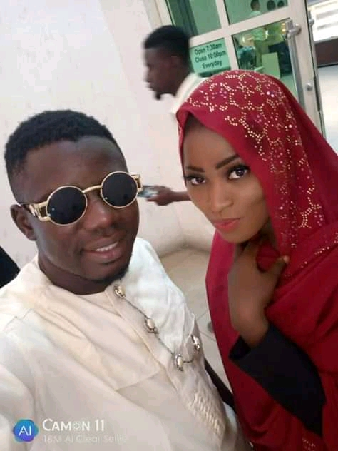 News:-Prince Mk finally Announced  the month of his marriage with Amina Doko