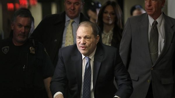 Sexual assault leads film producer Harvey Weinstein to jail