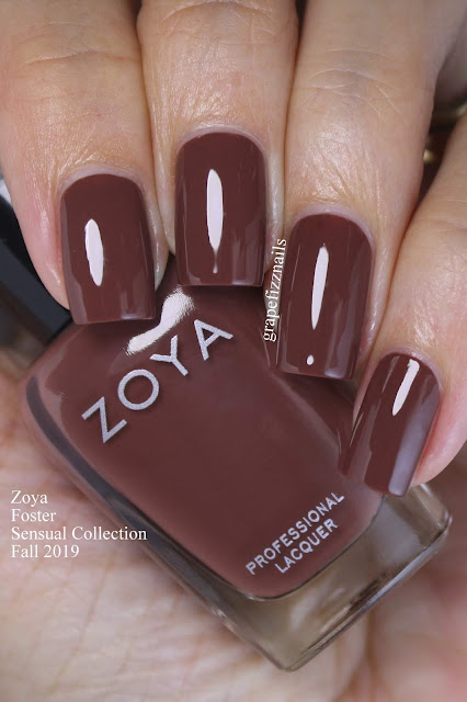 Zoya Foster, Sensual Collection Fall 2019