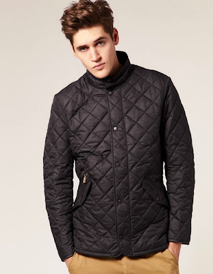 Quilted Jacket For Men