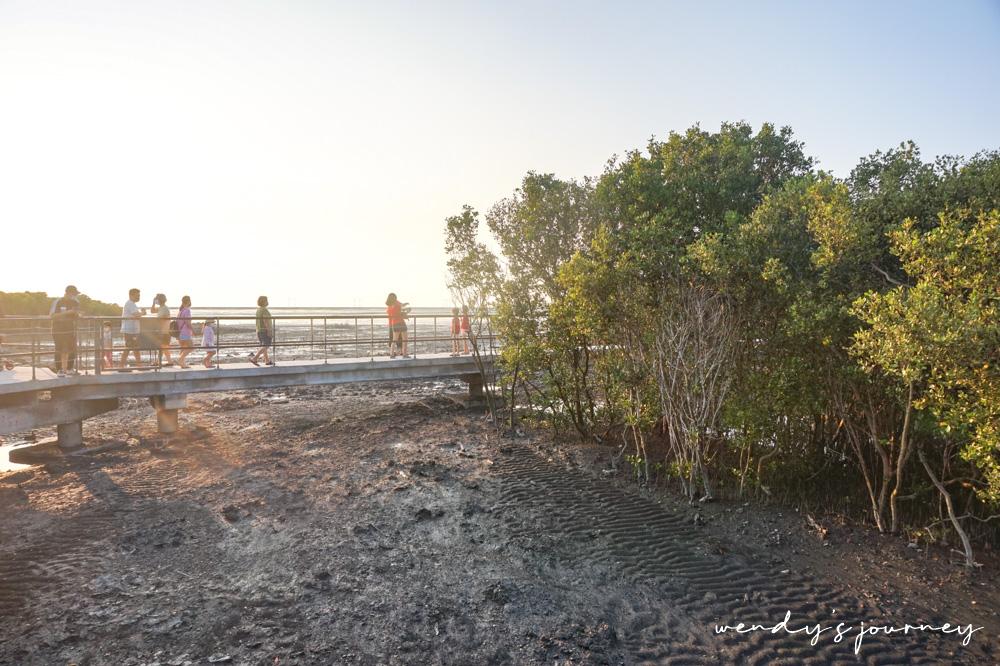 芳苑海空步道