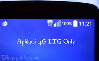 Daftar Aplikasi 4G LTE Android Terbaik