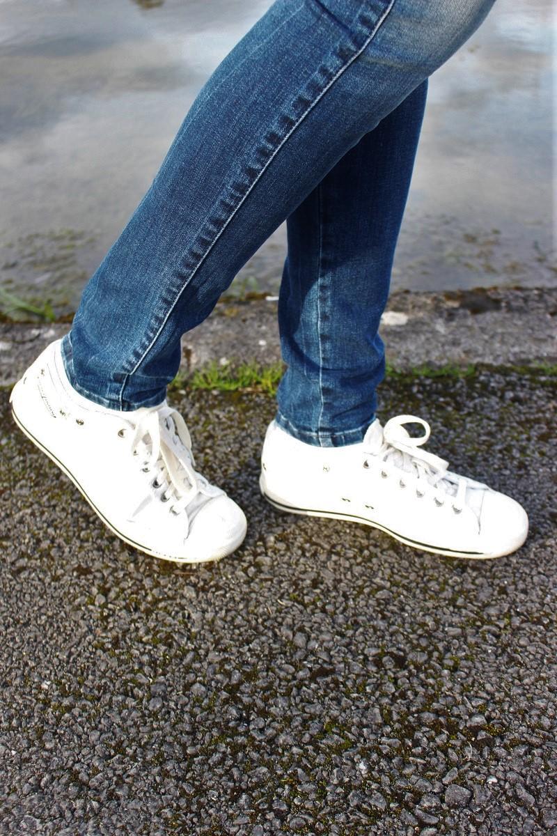 white diesel shoes, diesel trainers, diesel jeans