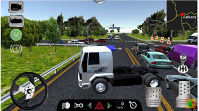 Cargo Simulator 2019 Turkey (Game Truck Canter APK)
