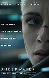 Underwater (2020) HDRip 480p & 720p