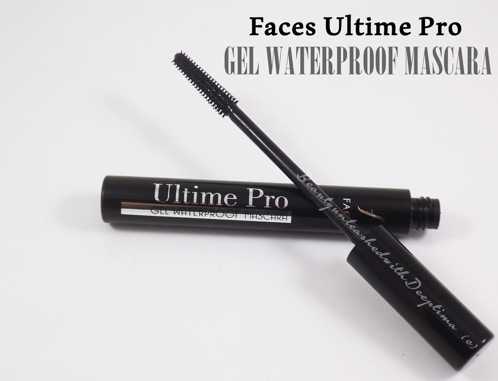 25ee68c2c3d Simply Deeptima | Beauty and Lifestyle Blog: Faces Ultime Pro GEL ...